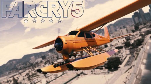 Far Cry 5 Rye & Sons Seaplane [Add-On/Replace]