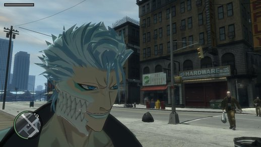 Grimmjow Jaegerjaquez From Bleach