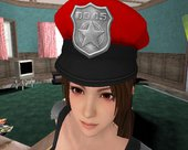 Mai Shiranui Police Officer Dead or Alive 5 Last Round