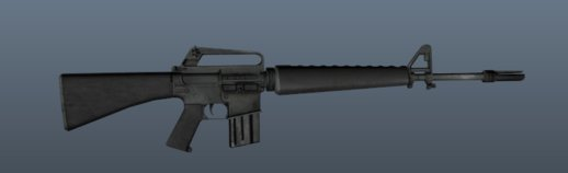 HQ M16 Rifle
