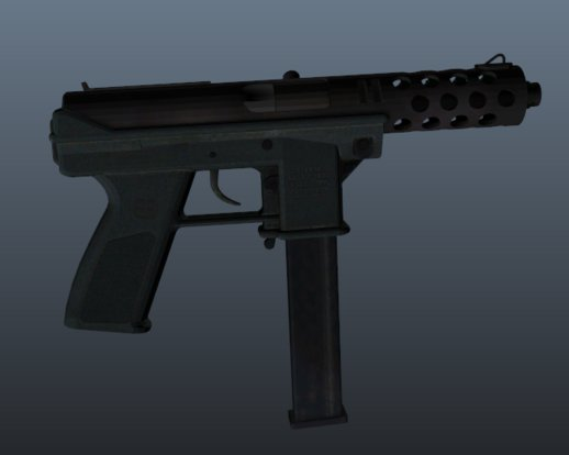 CS GO TEC-9 For GTA IV