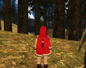 Tina Little Red Riding Hood