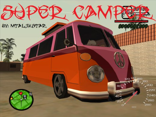 Camper Super Heavy