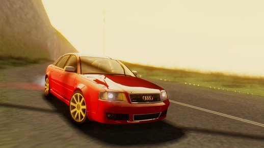 Audi RS6 C5 2002 [Paintjobs|Template|HQ]