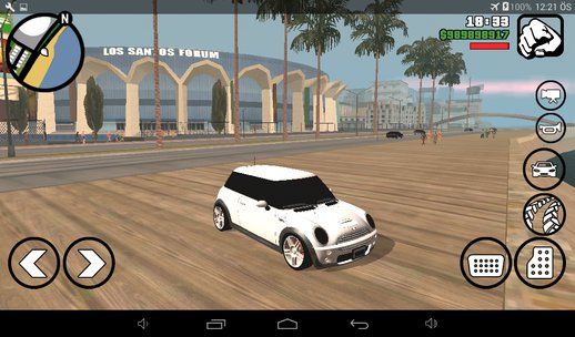 Mini Cooper S Dff Only