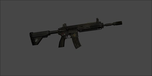 M-27 Assault Rifle