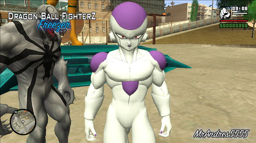 Freezer from Dragon Ball FighterZ