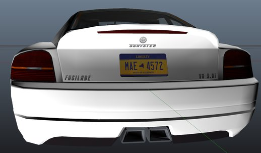 2011-present Liberty State License Plate 2.0
