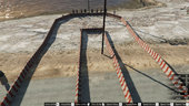 Dirt Bike Race Track
