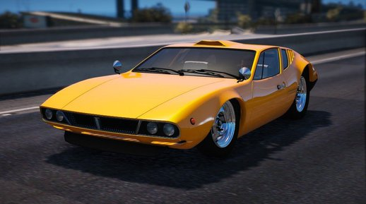 De Tomaso Mangusta (Add-on/Replace)