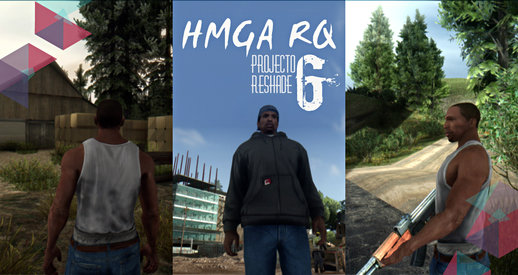HMGA6- Natural RQ Project ReShade