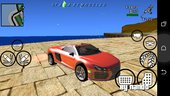 GTA V Obey 9F Cabrio Only dff For Android