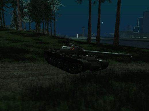 T-55 Romanian Army