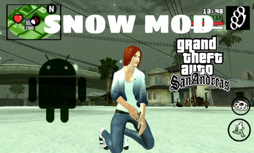 Snow Mod For Android