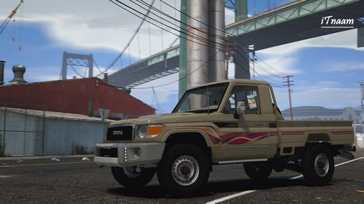 2017 Toyota Land Cruiser v6 [ Add-on / OiV / Tuning / Livery / Replace ]