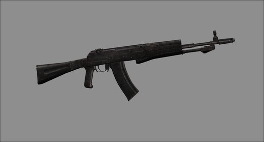 AN94 Abakan Assault Rifle
