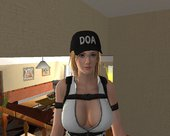 Tina Police Costume Dead or Alive 5 Ultimate