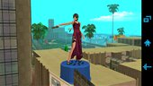 Ada Wong Statue For Android