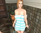 Tina Towel From Dead or Alive 5 Ultimate