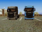 Scania Next Generation R&S Euro 6 2016-2018