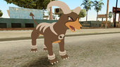 Pokémon X/Y - Houndoom