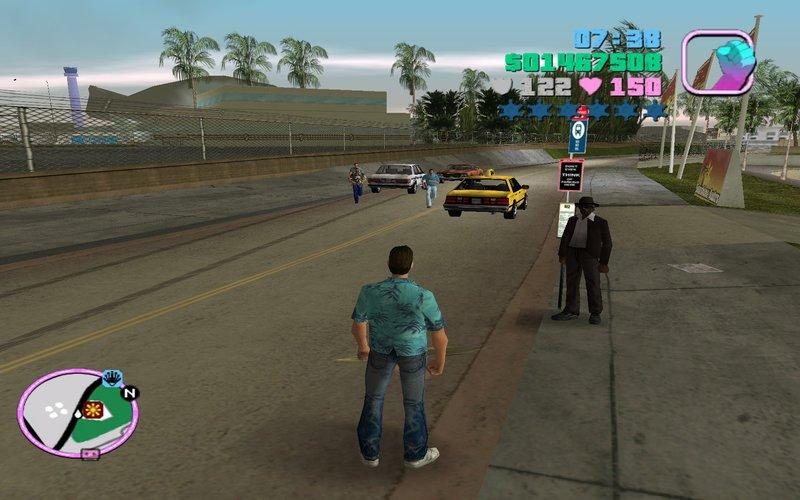 GTA Vice City Vercetti Gang v1 1 Mod - GTAinside com