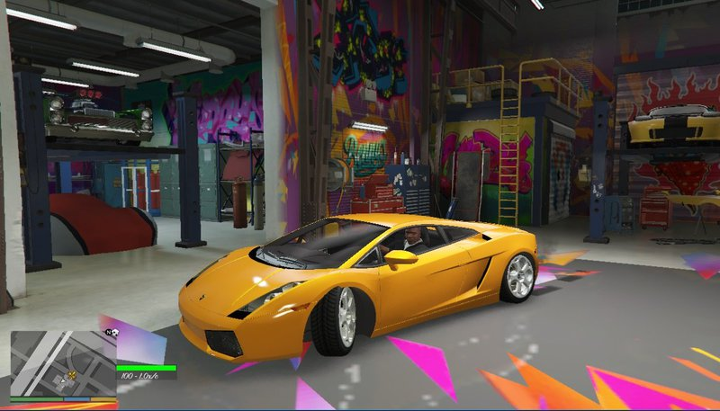 Gta 5 Lamborghini Gallardo 2005 Add On Mod Gtainside Com
