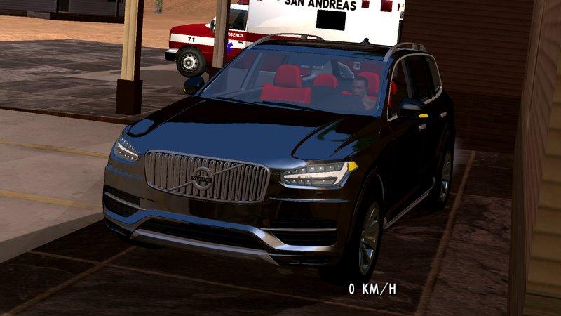 Screenshot Com Rockstargames Gtasa on Volvo Xc90