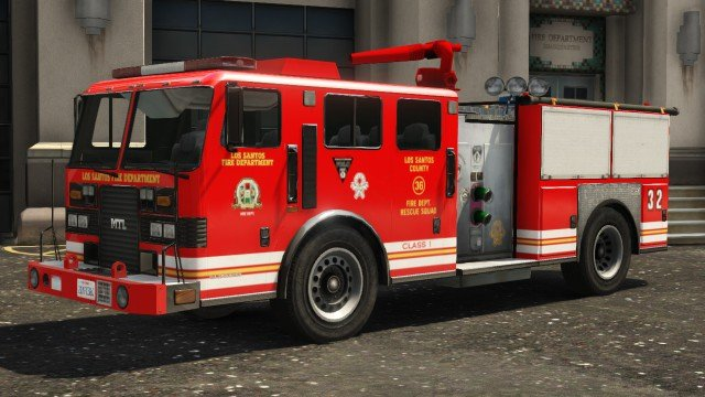 Where Is The Fire Engine In Gta 5 - ▷ ▷ PowerMall