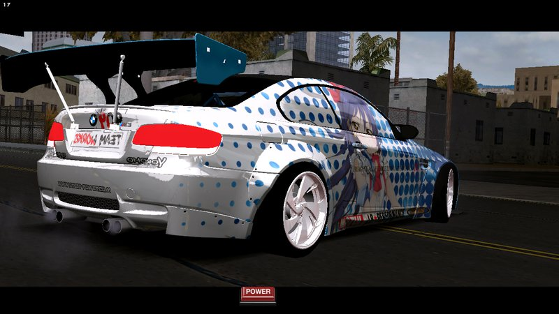 Gta San Andreas 2010 Bmw M3 Gts E92 Liberty Walk Mod Gtainside Com