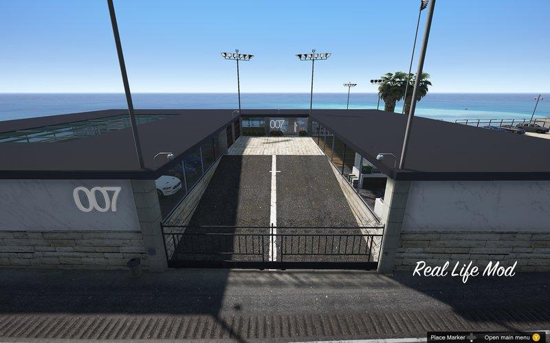 GTA 5 Beach Mansion (YMAP) Mod - GTAinside com