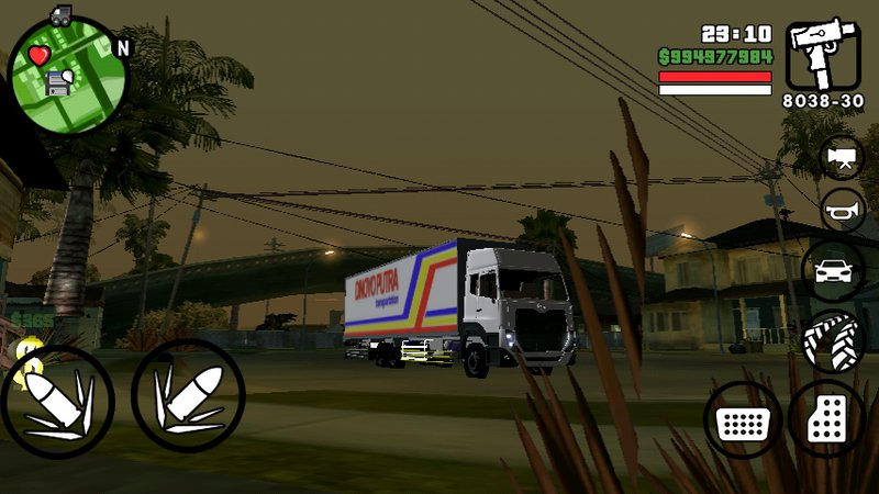 GTA San Andreas UD Nissan Quester Wing Box Mod - GTAinside com