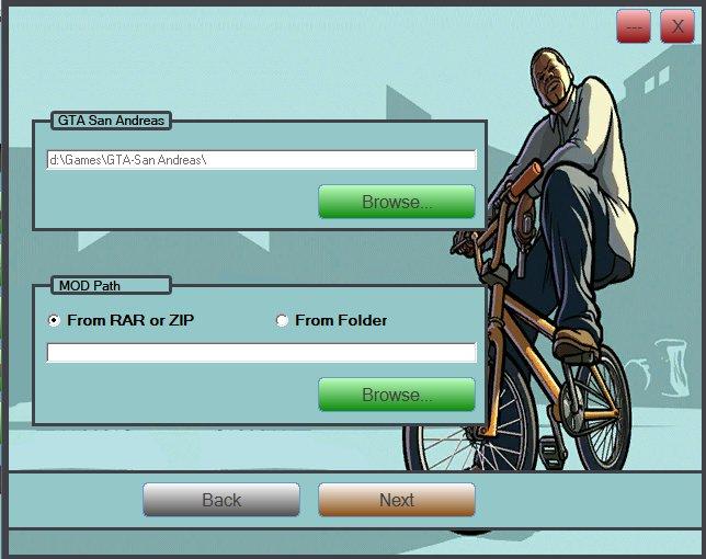 GTA San Andreas Mod Wizard Mod - GTAinside com