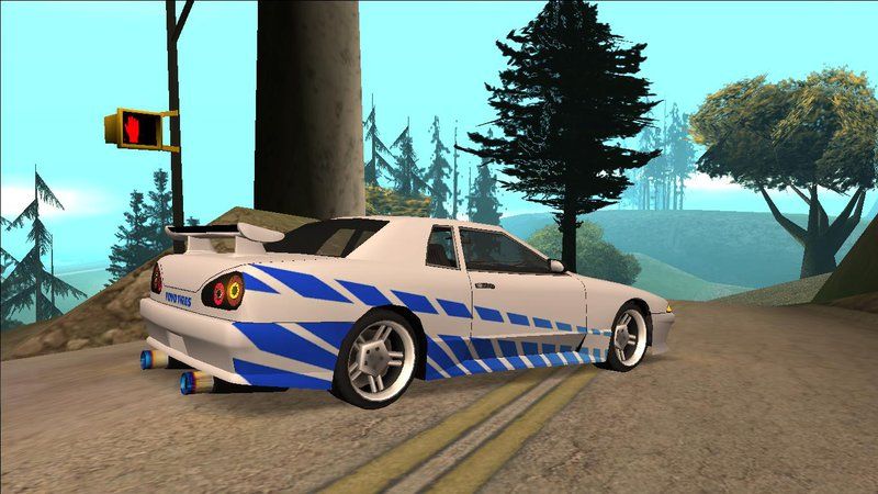 Screenshot Source GTA San Andreas Elegy 2 Fast Furious Mod GTAinside Com