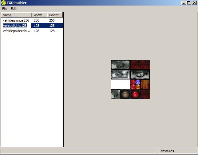 GTA San Andreas Txd Builder Mod - GTAinside com