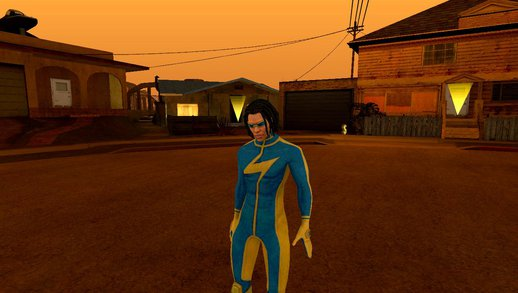 Static Shock From IGAU (IOS)