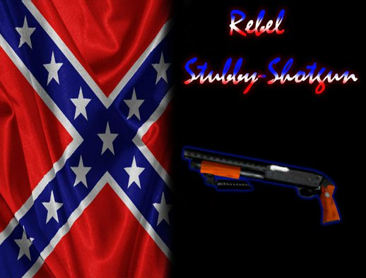 Rebel Stubby Shotgun