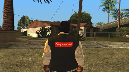 Supreme Jacket For Ryder