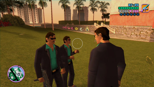 Japanesse Version Vercetti Gang