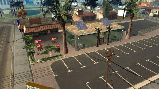 Small Car Showroom - Los Santos