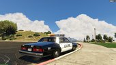 1985 Chevrolet Impala (LSPD style)