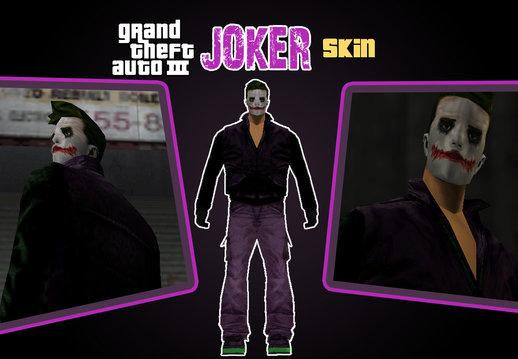 GTA Skins Mods And Downloads GTAinsidecom - Skins para minecraft pe joker