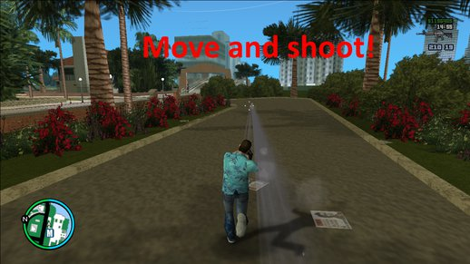 Vice City Full Control Movement