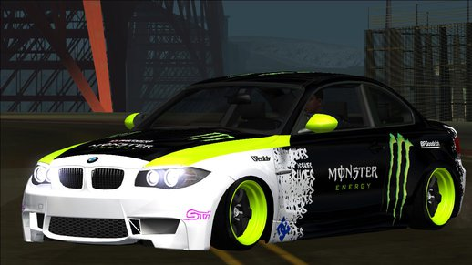 BMW 1M Coupe Series