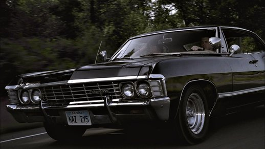 Supernatural - Chevrolet Impala 1967 Sound