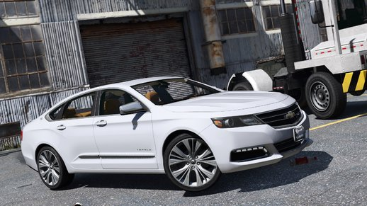 2015 Chevrolet Impala LTZ 1.0 (Replace)