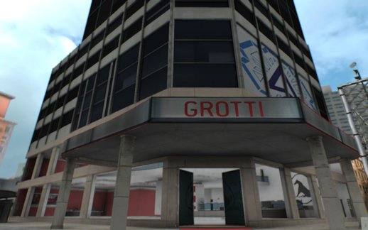 GTA IV Grotti Showroom