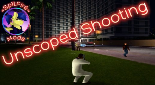 Unscoped Shooting