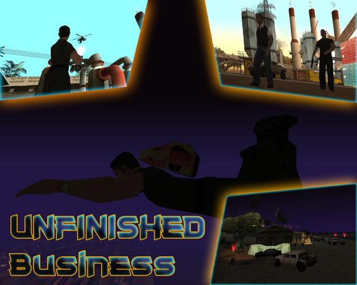 Just Cause: Unfinished Business DYOM