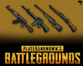 PUBG Rifles Pack